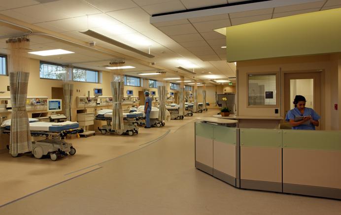 Millican Jones: Healthcare Portfolio of El Camino Hospital